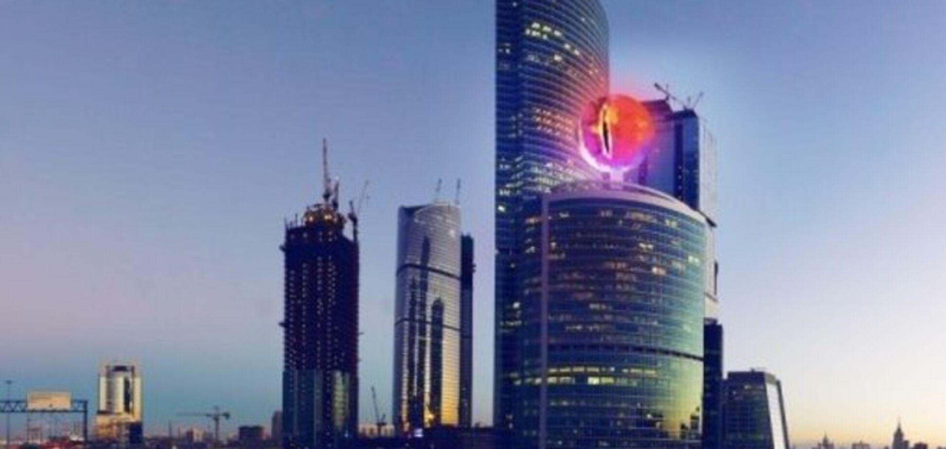 В РПЦ назвали 'Око Саурона' над Москвой символом зла