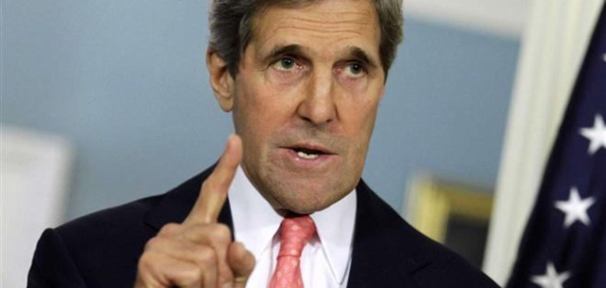 Держсекретар США і опозиція домовилися про конкретні кроки виходу з кризи