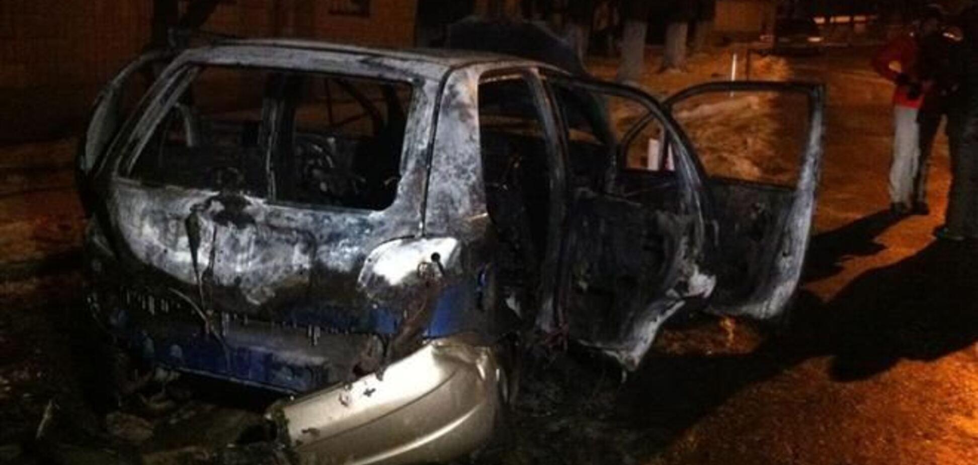 У Києві спалили автомобіль судді, яка заарештувала Булатова