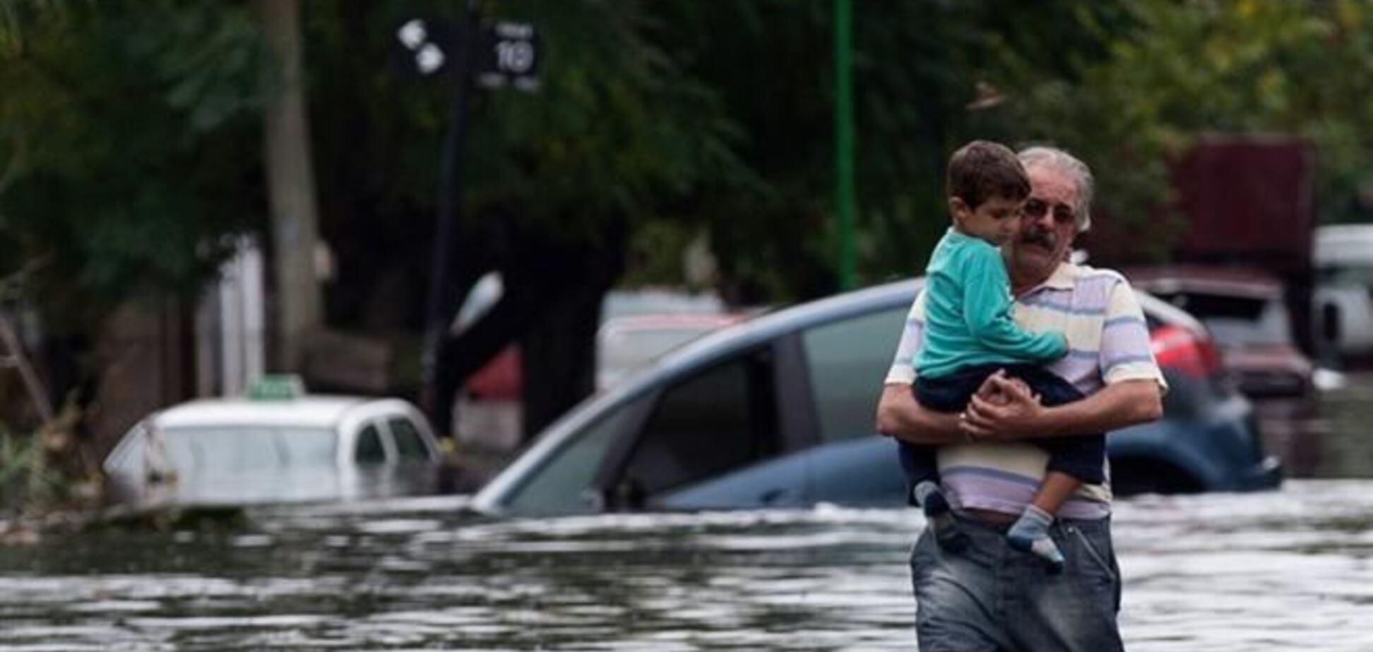 У Франції та Італії очікують повені