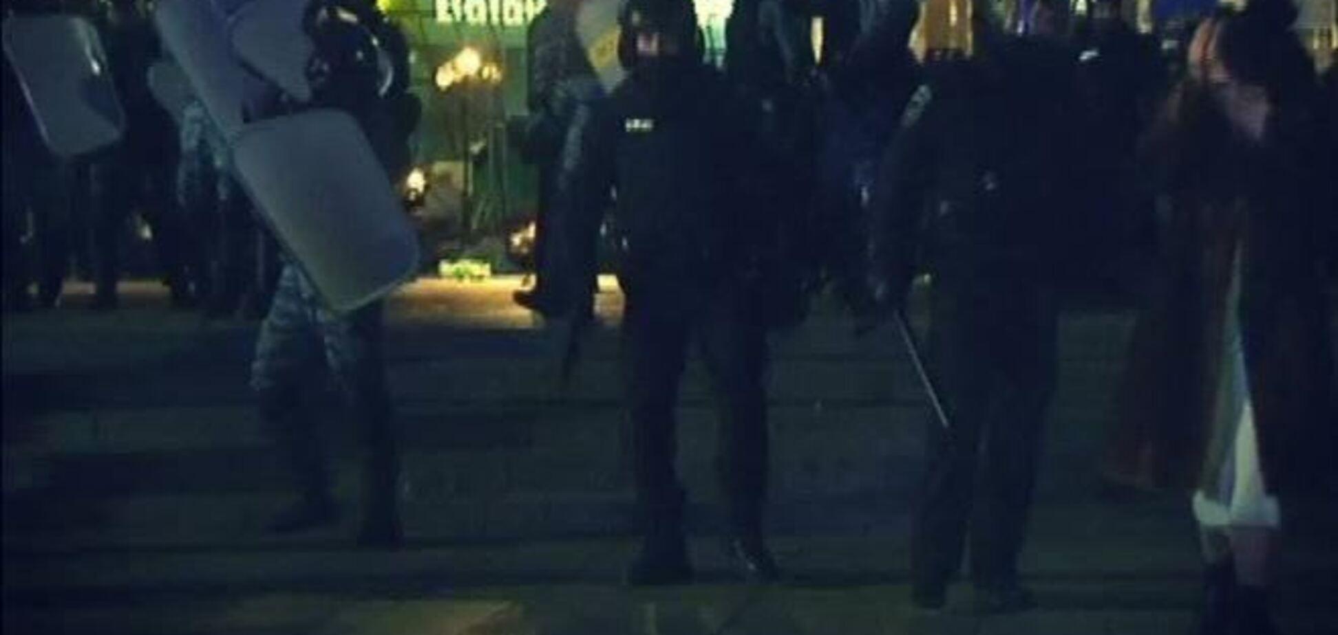 30 листопада КМДА не зверталася до міліції з проханням розчистити Майдан