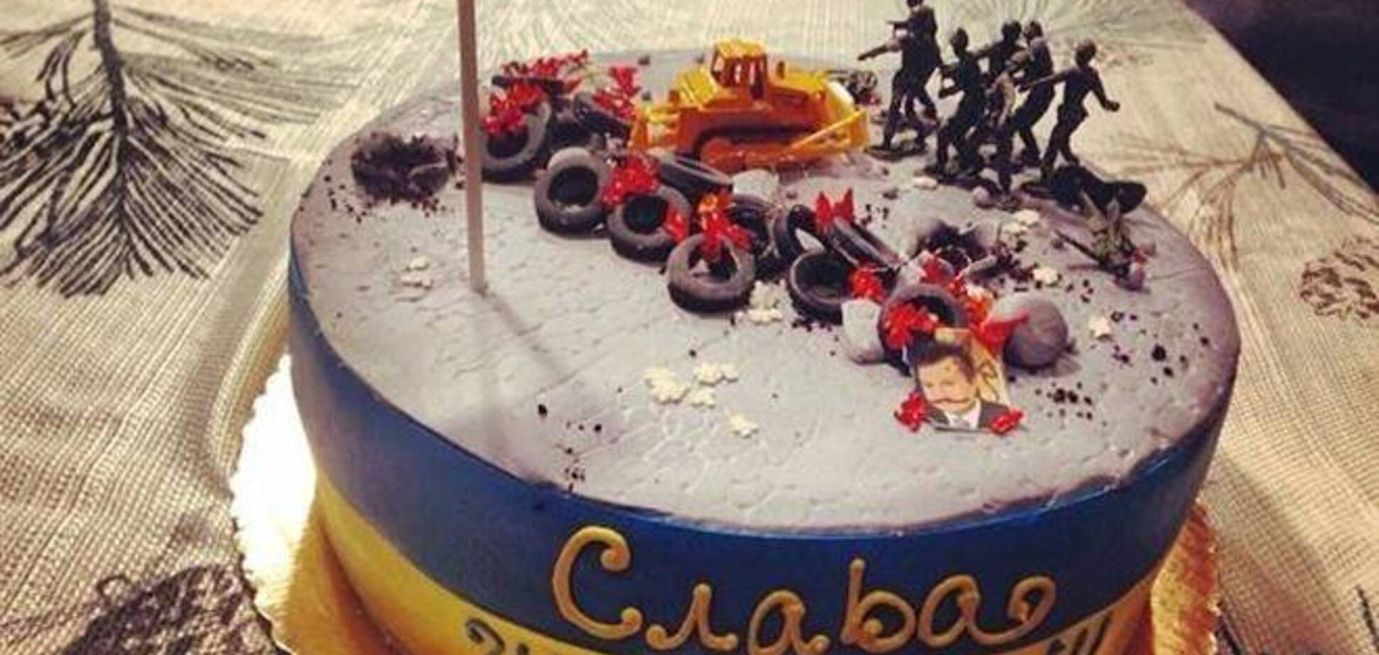 У США печуть торти на честь київського Евромайдана