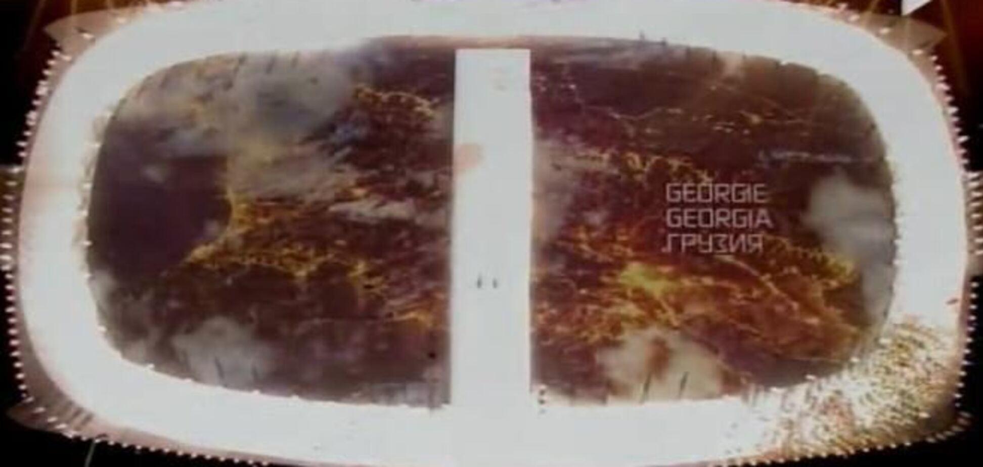 Опозиція Грузії незадоволена показаної в Сочі 'олімпійської картою' країни