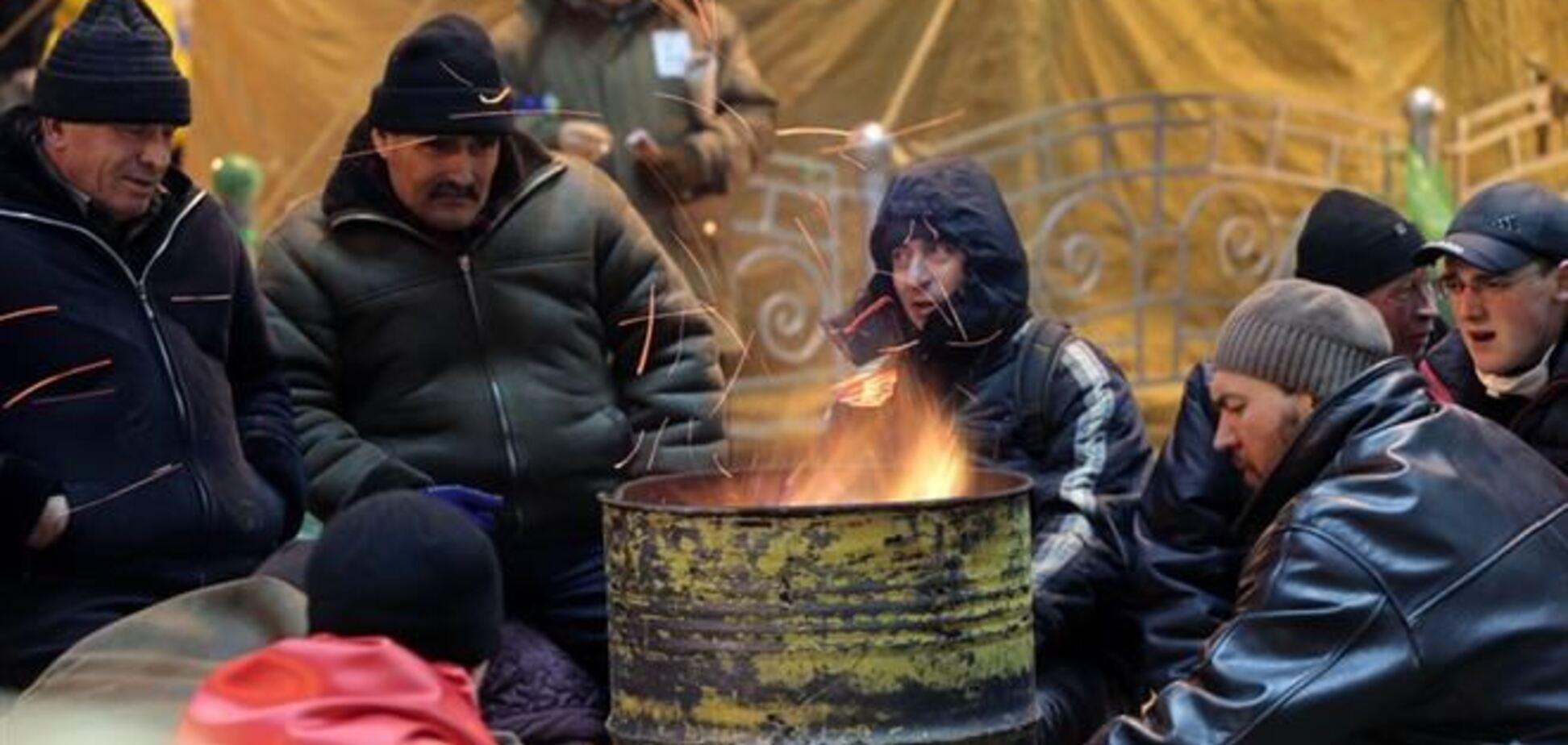 Активістів Майдану ніхто не знімав на приховані камери - заява
