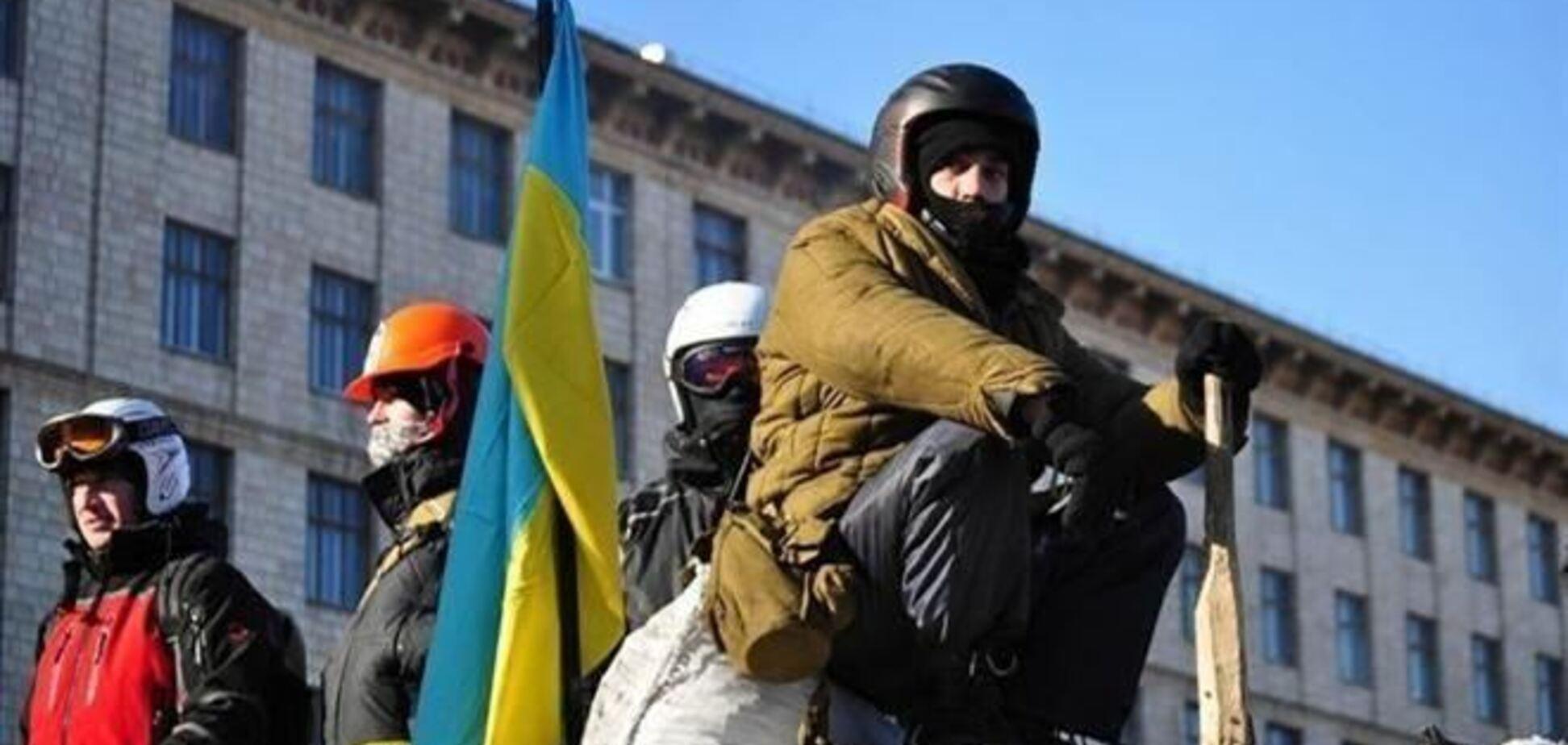 Партія регіонів поскаржилася в ГПУ на самооборону Евромайдана