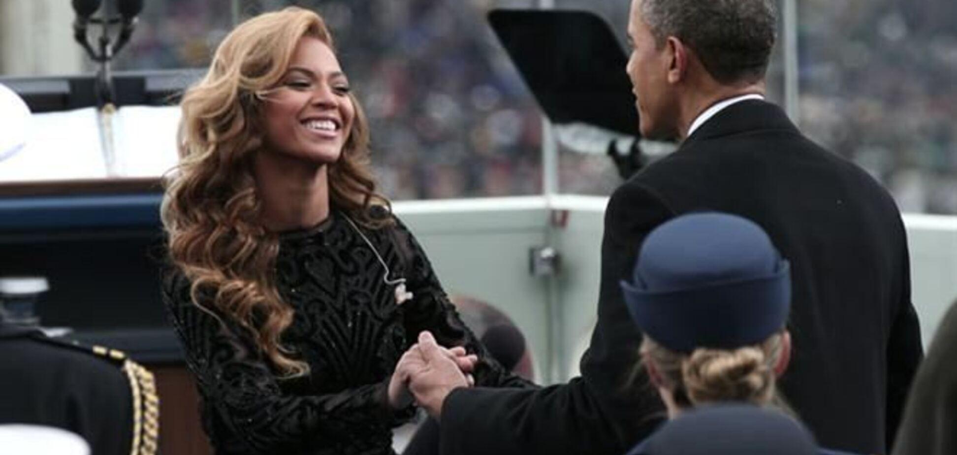 Певица Бейонсе о романе с Бараком Обамой