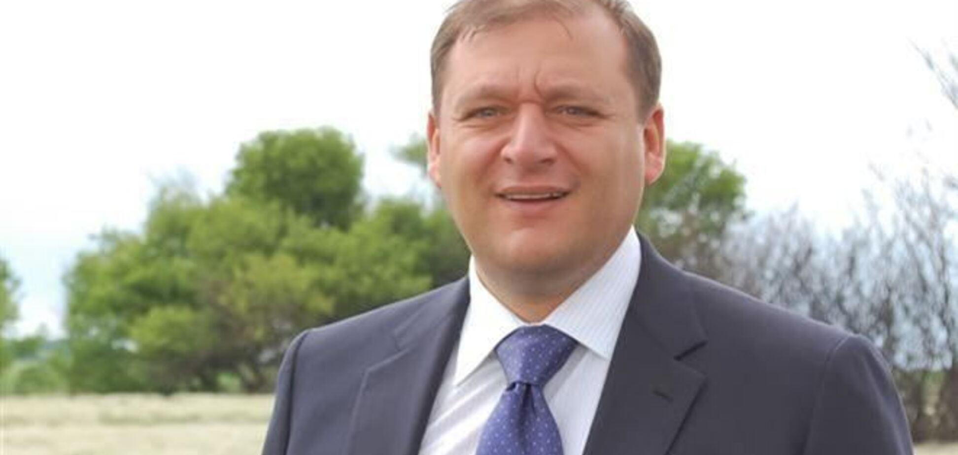 Добкин призвал идти к федерализации Украины в обход Рады