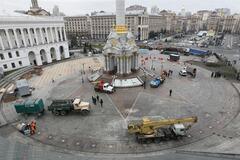Суд зняв звинувачення з Попова і Сівковича у справі про розгін Майдану