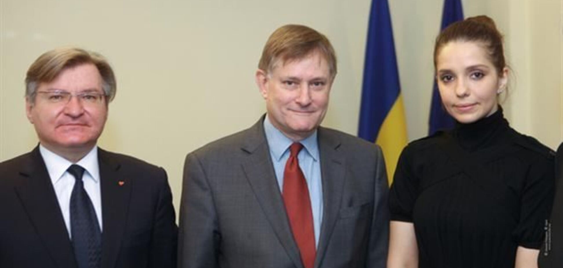 НАТО підтримує Україну в боротьбі за демократію