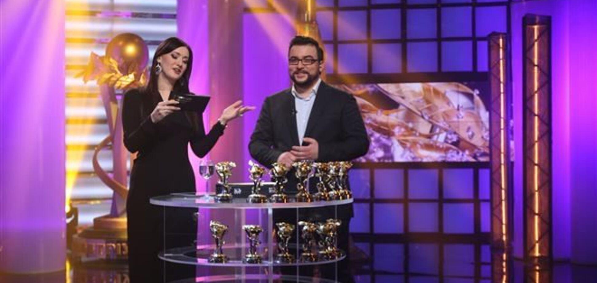 'Телетриумф' раздал свои награды лучшим из лучших
