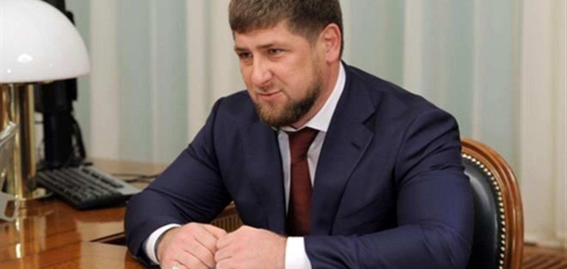 Кадыров готов спасти датского жирафа