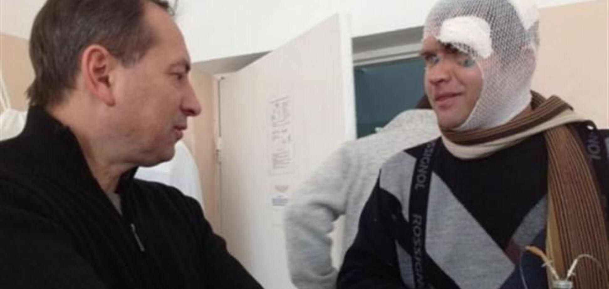 Томенко вимагає від МВС сказати, бив чи луганський 'Беркут' людей в Черкасах