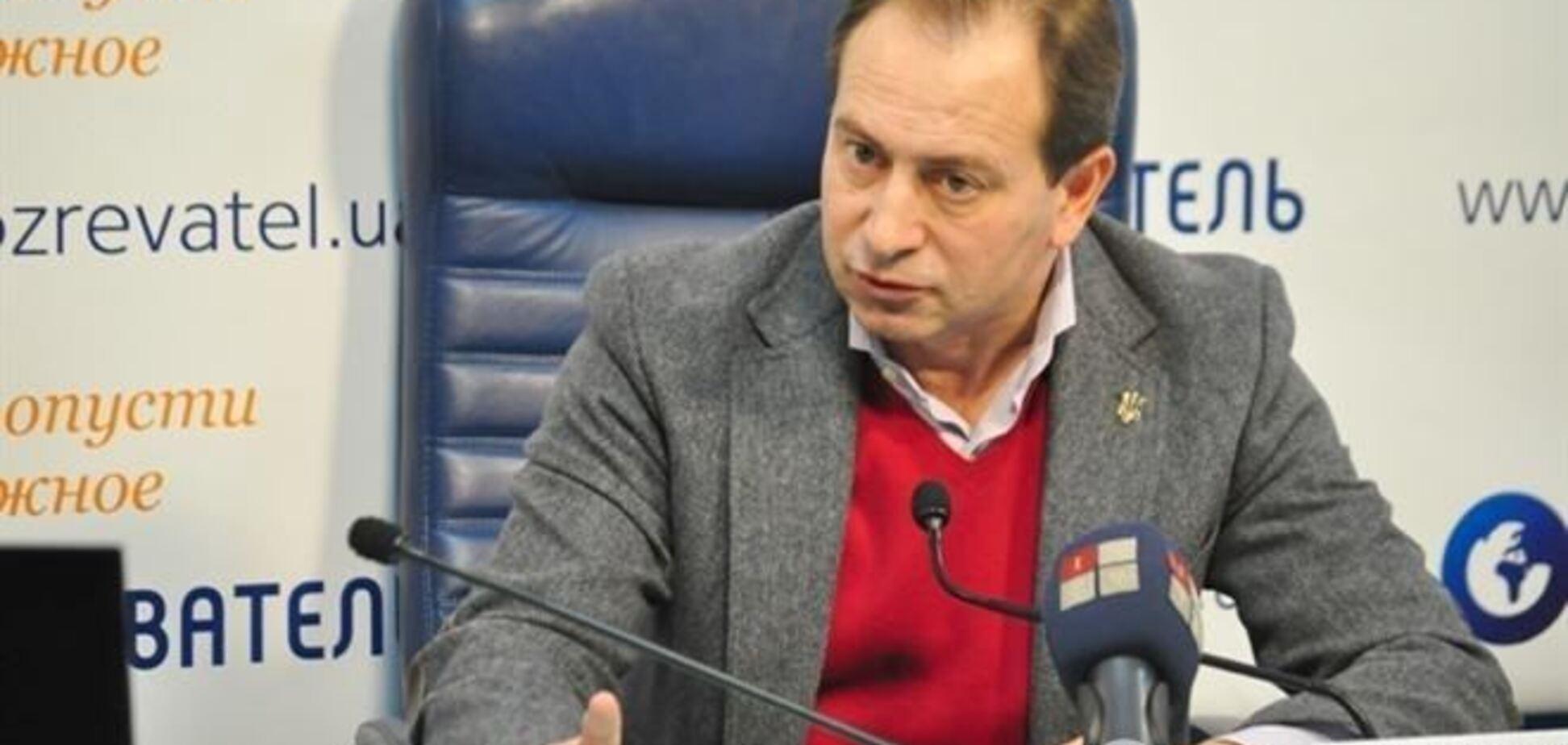 Поки у нас будуть ОДА, нічого хорошого в Україні не буде - Томенко