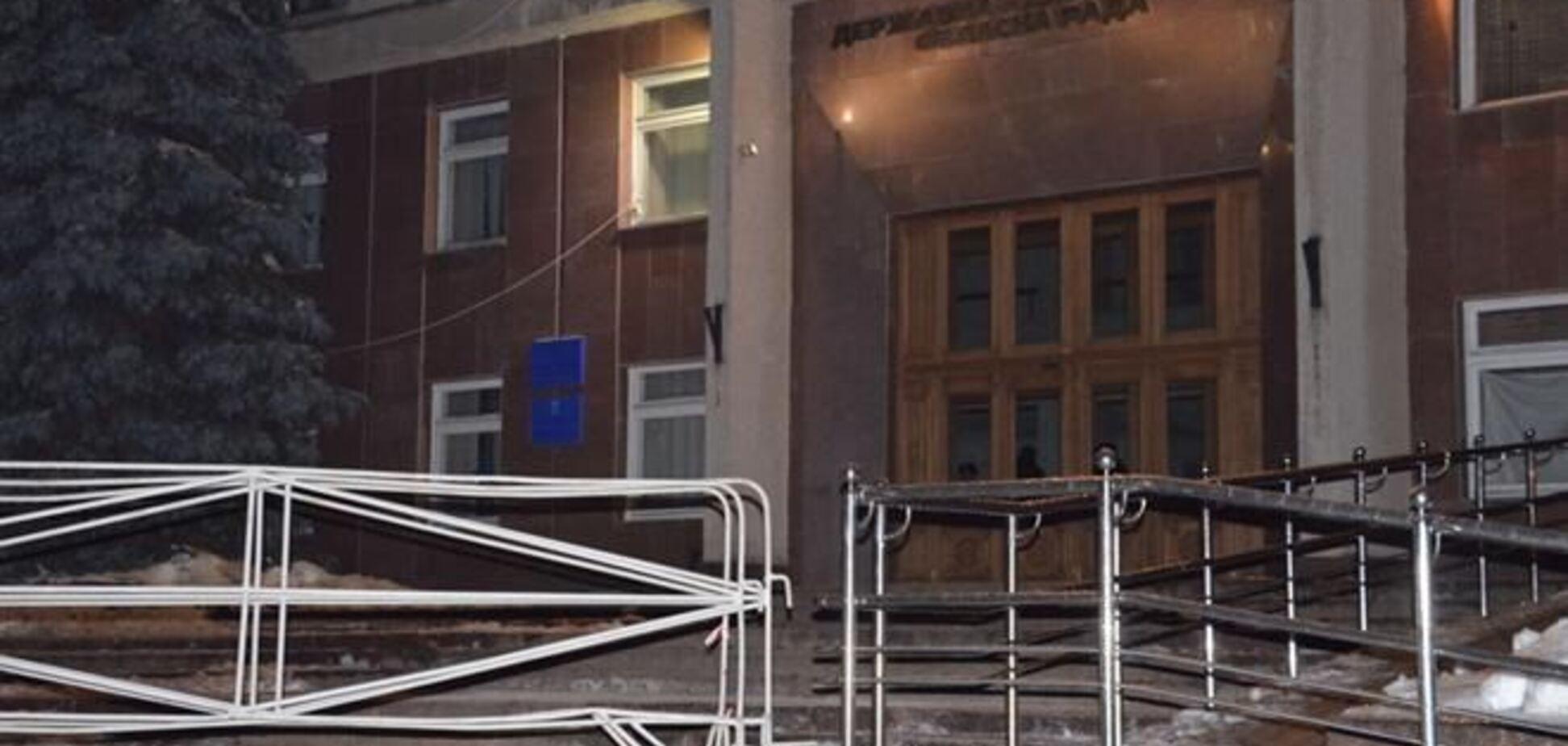 Прокуратура закрила справу про заклики до захоплення Миколаївської ОДА