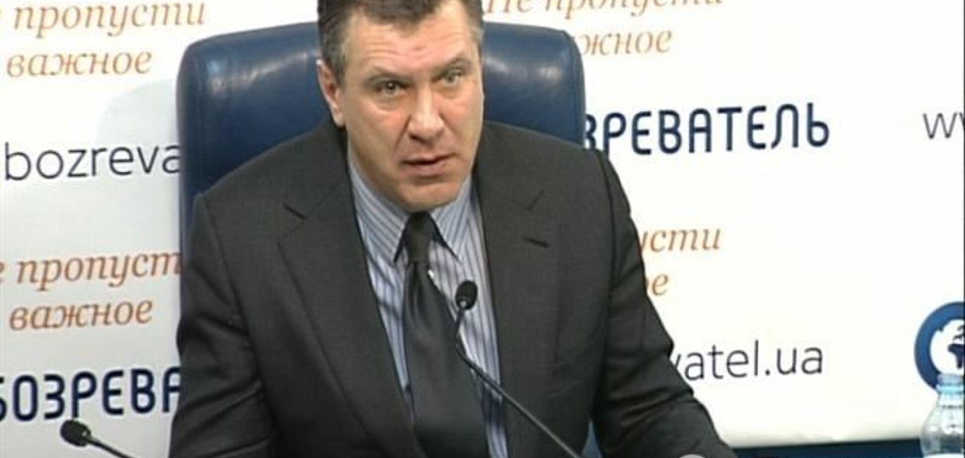 Україна в нинішніх кордонах протягне не більш трьох років - Беркут