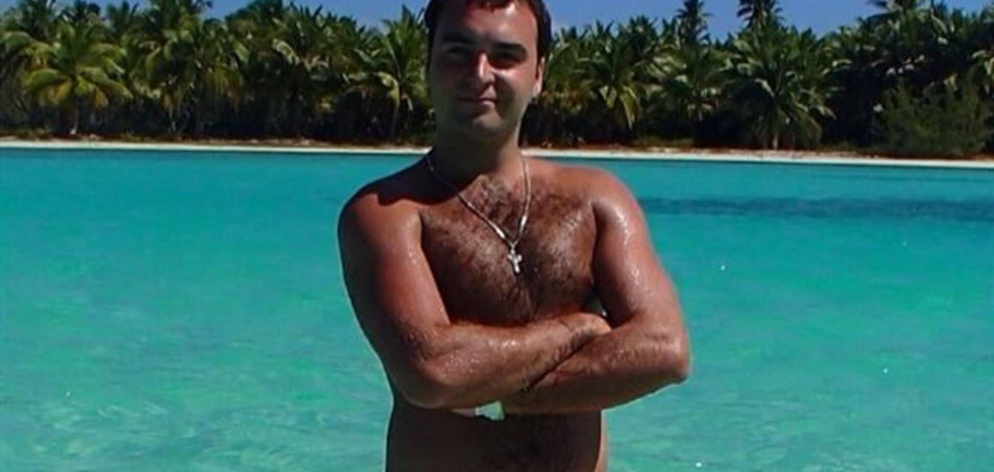 Син екс-нардепа і кума Ющенка 'втік' в Домінікану