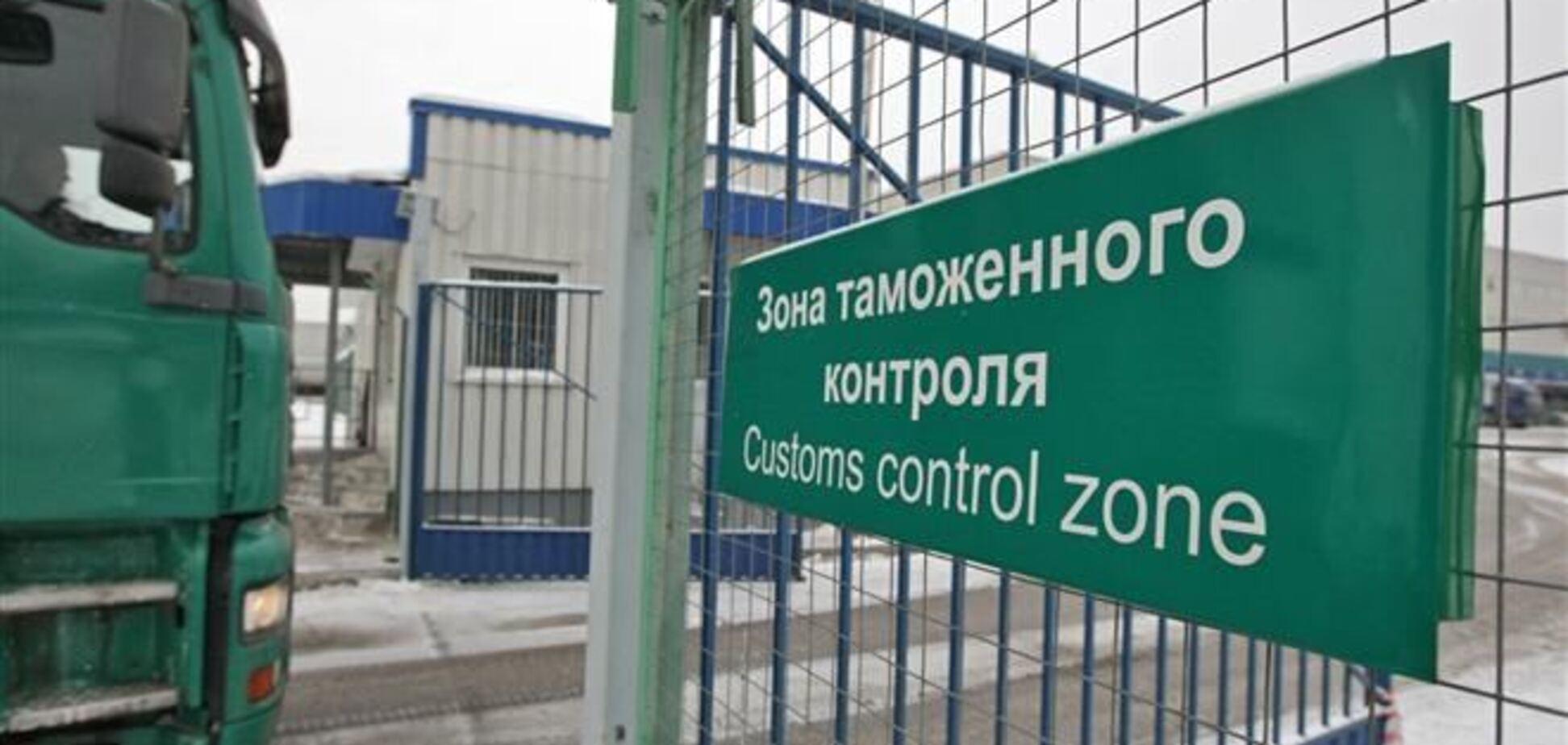 На украинско-польской границе заблокирован пункт пропуска 'Краковец'