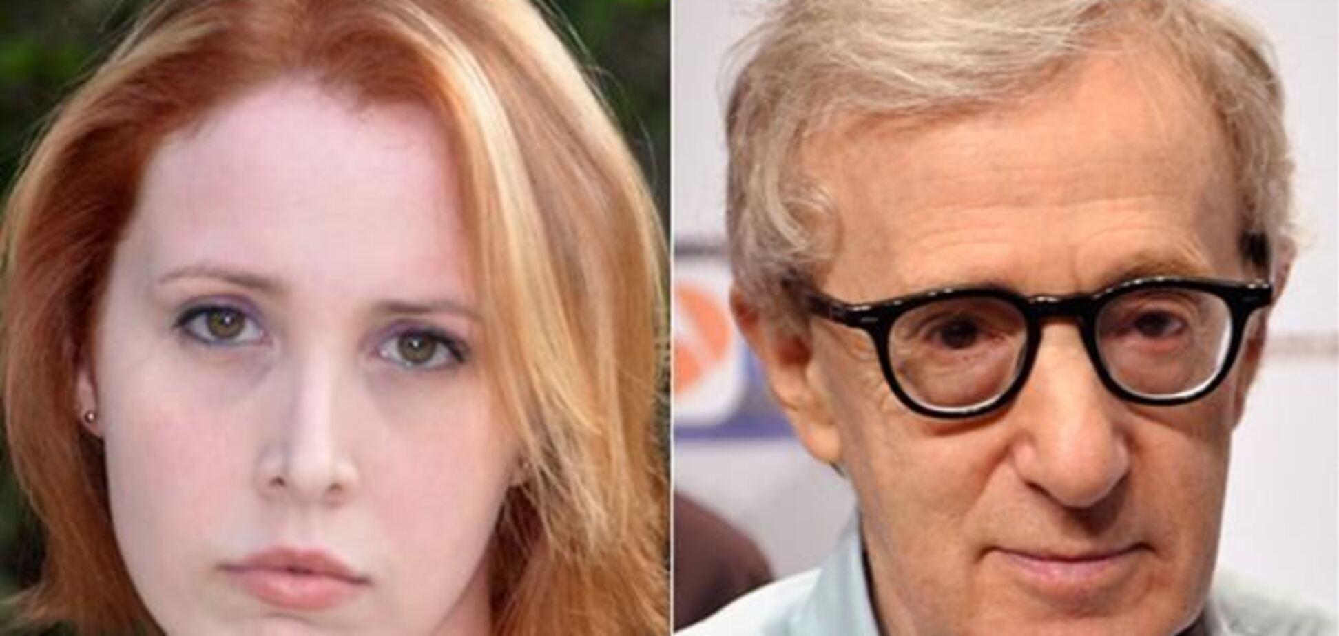 Дочка Вуді Аллена звинуватила його в сексуальному насильстві