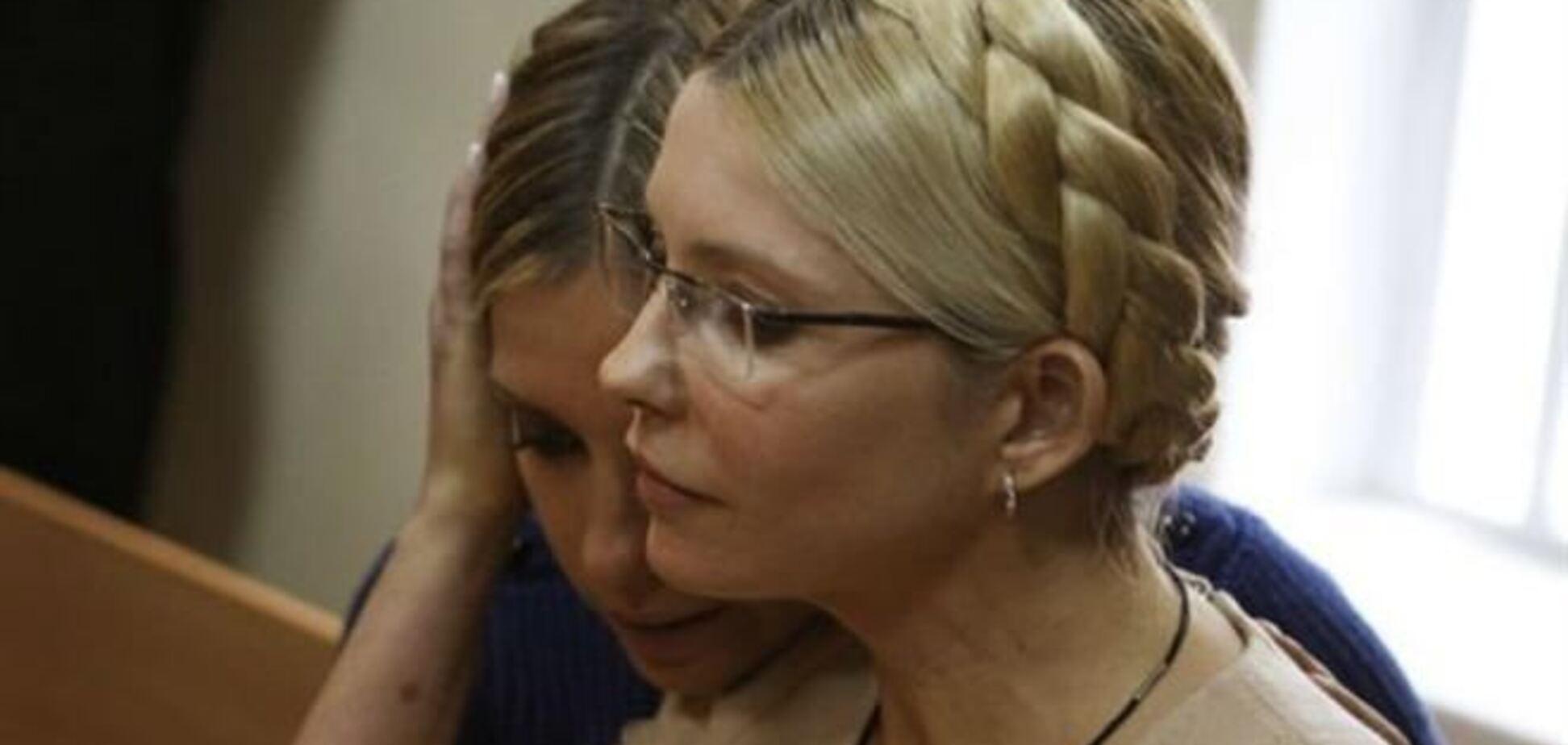 Євгенія Тимошенко: Янукович добровільно не звільнить маму
