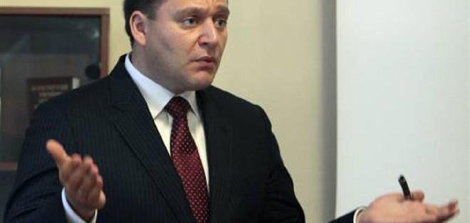 Добкин анонсировал в Харькове съезд депутатов юго-востока и Крыма