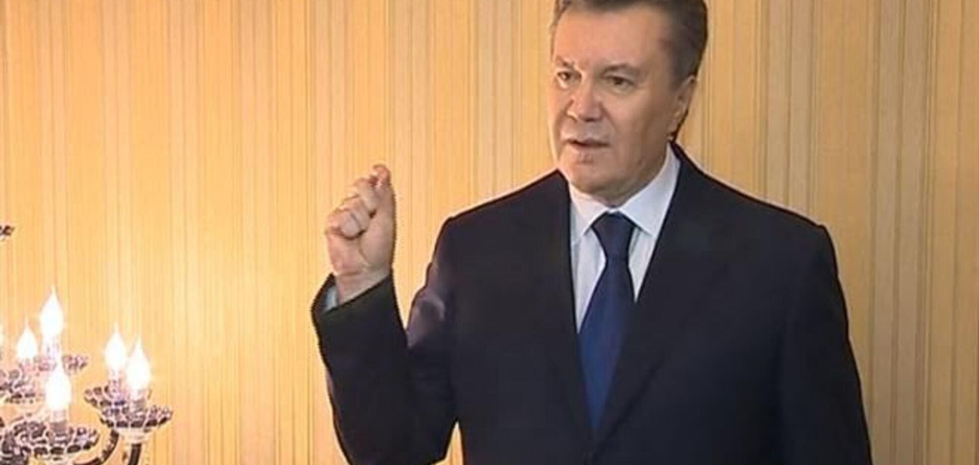 Янукович таки збирався на з'їзд Добкіна