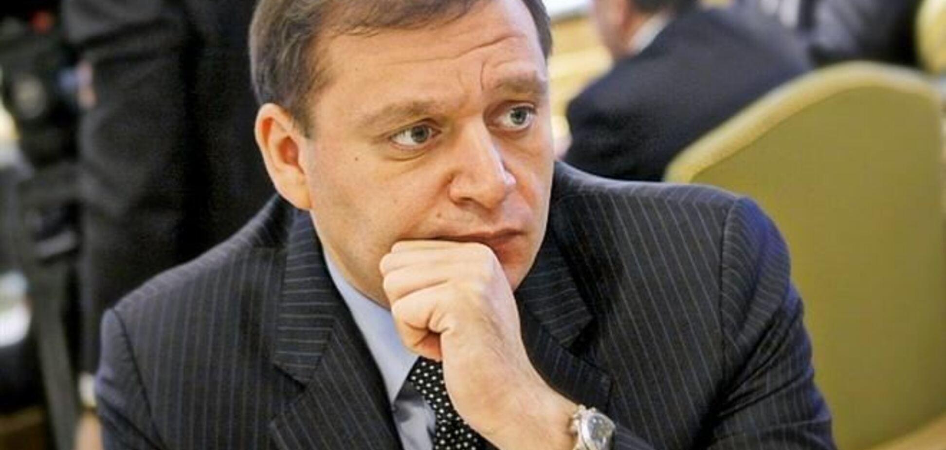 Добкіна оваціями зустріли на з'їзді 'Українського фронту'