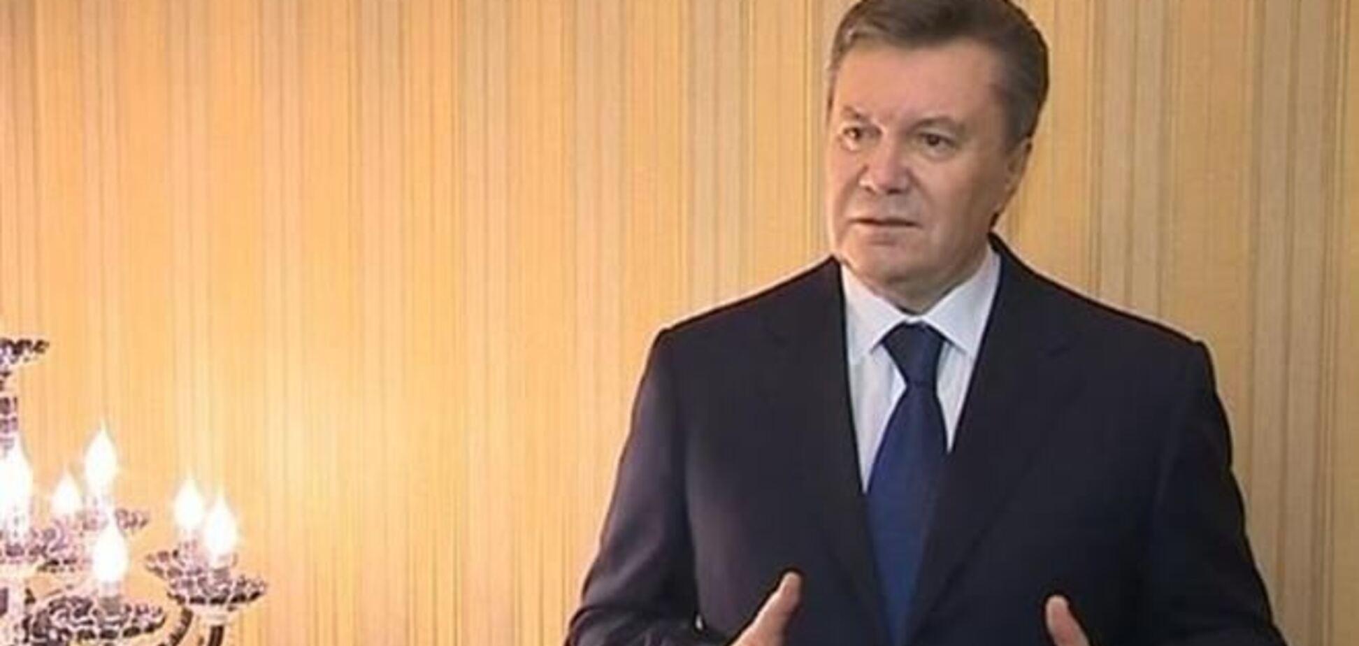 Местонахождение Януковича неизвестно, связи с ним нет – Мирошниченко