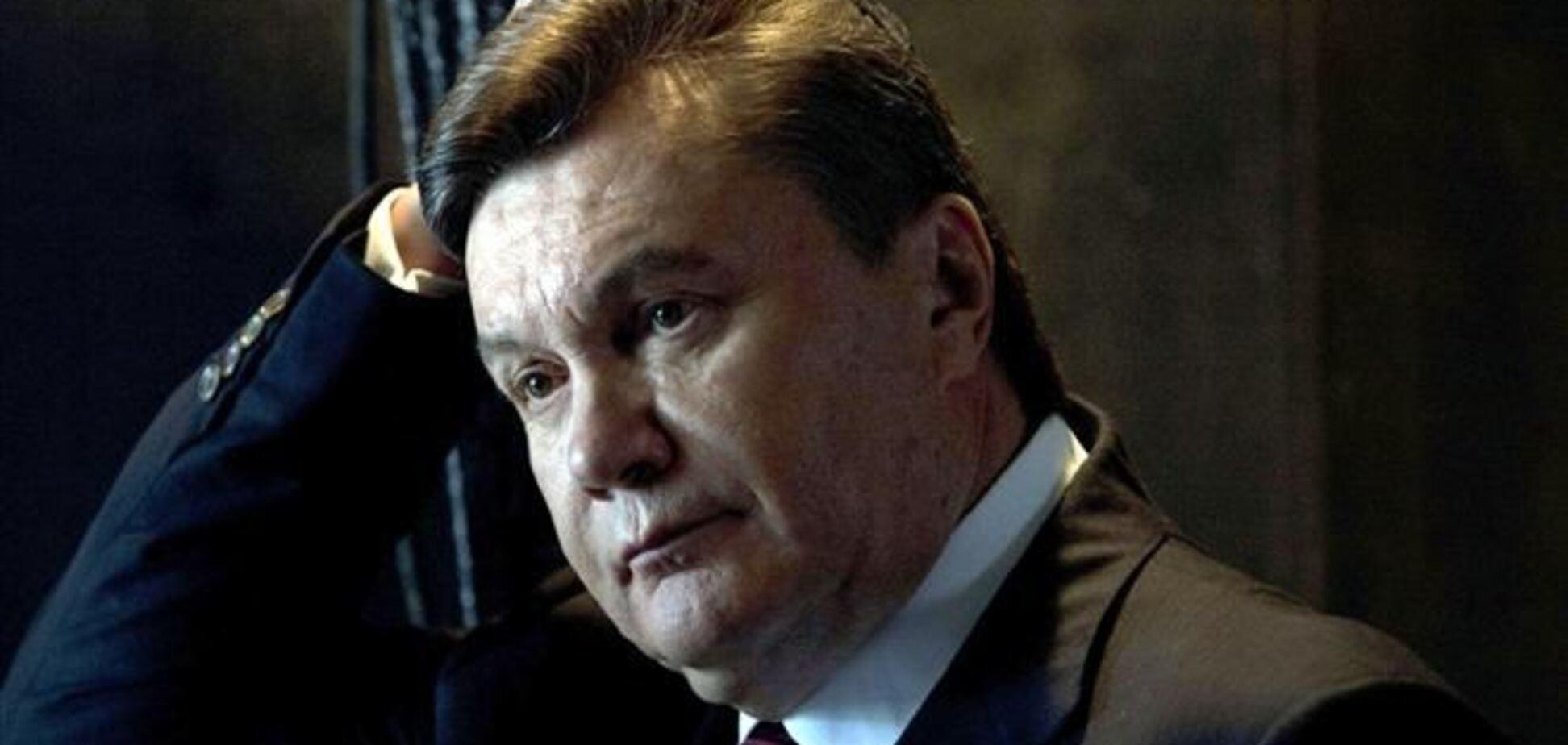Януковича объявили в розыск