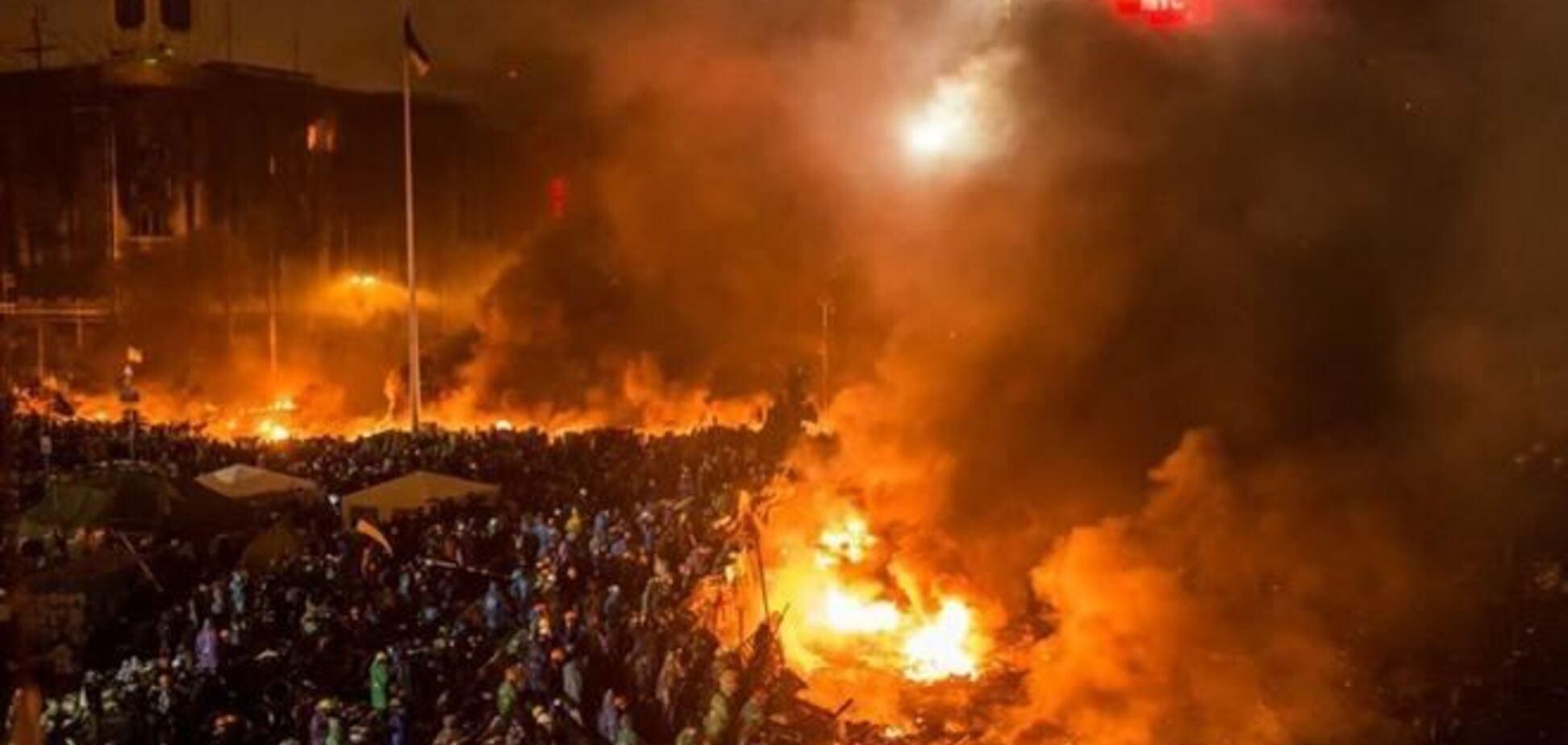Москаль раскрыл план 'зачистки' Майдана. Документы