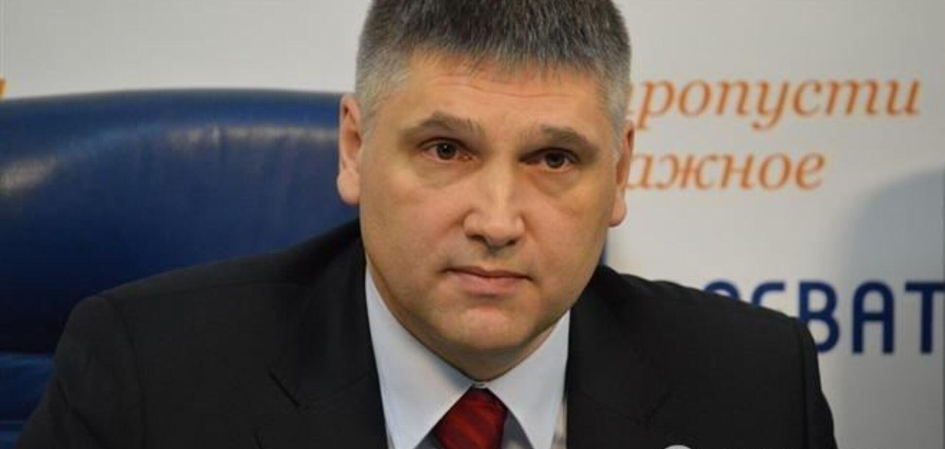 Мирошниченко предлагал регионалам войти в коалицию, но его не послушались