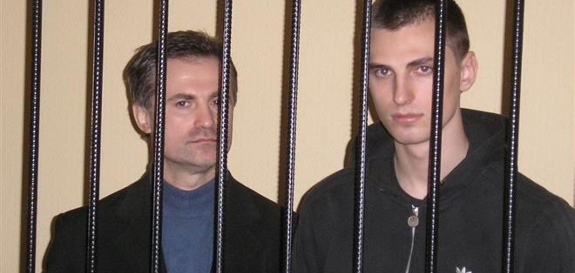 Рада освободила отца и сына Павличенко
