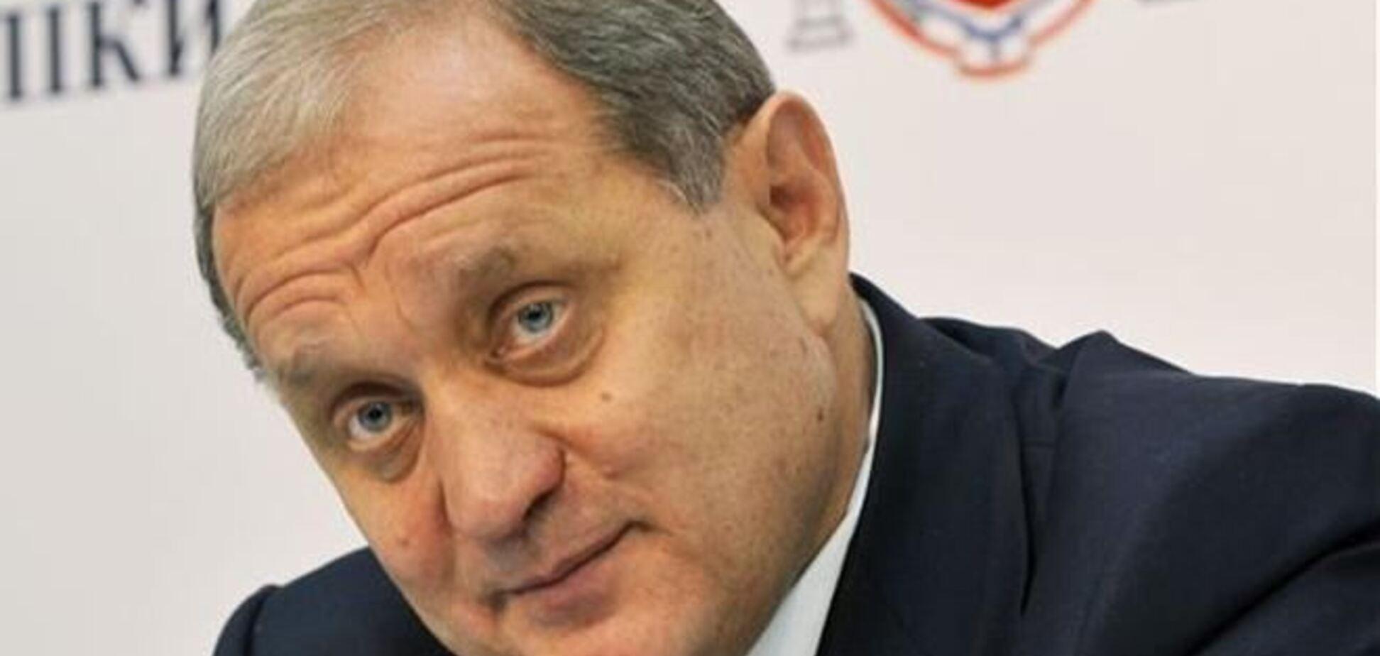 Могилев: кресло премьера в Крыму - пороховая бочка
