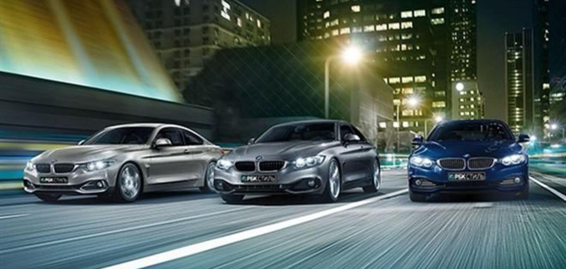 BMW 4-й серии продлевает мужчинам жизнь