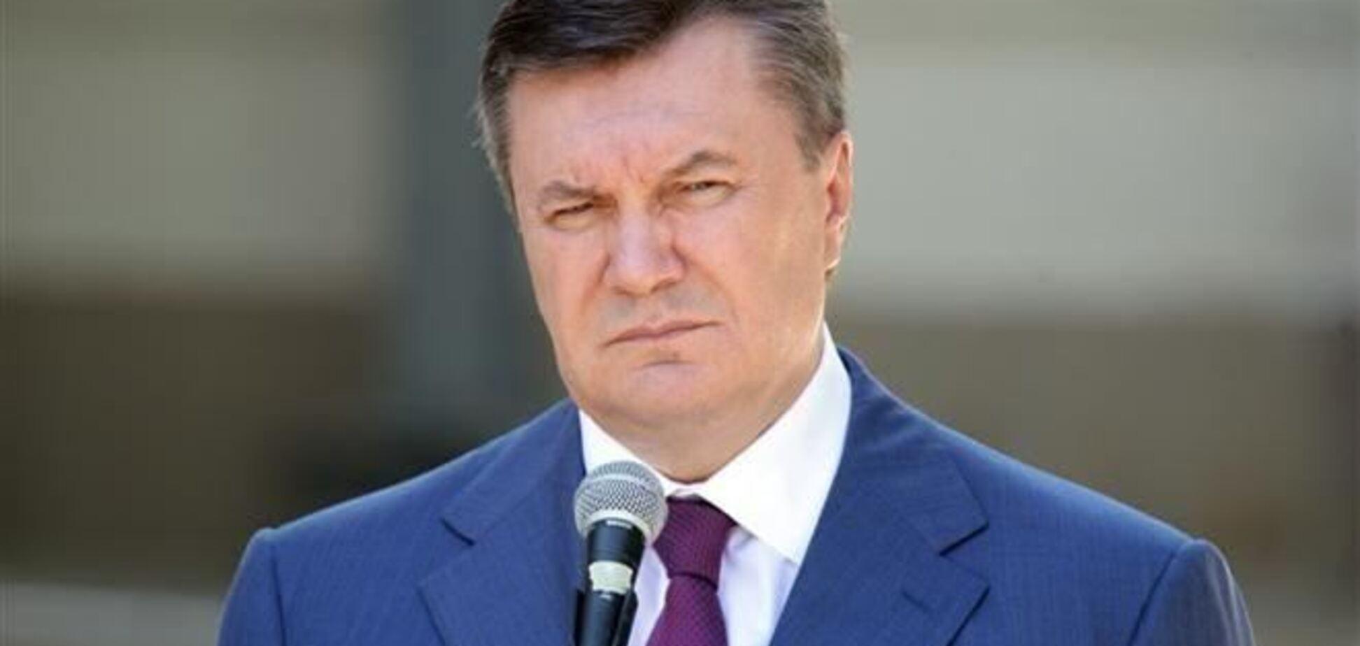 Януковичу предъявили подозрение в умышленном убийстве