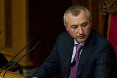 В КПУ заявили о грабеже неизвестными дома экс-спикера ВР Калетника