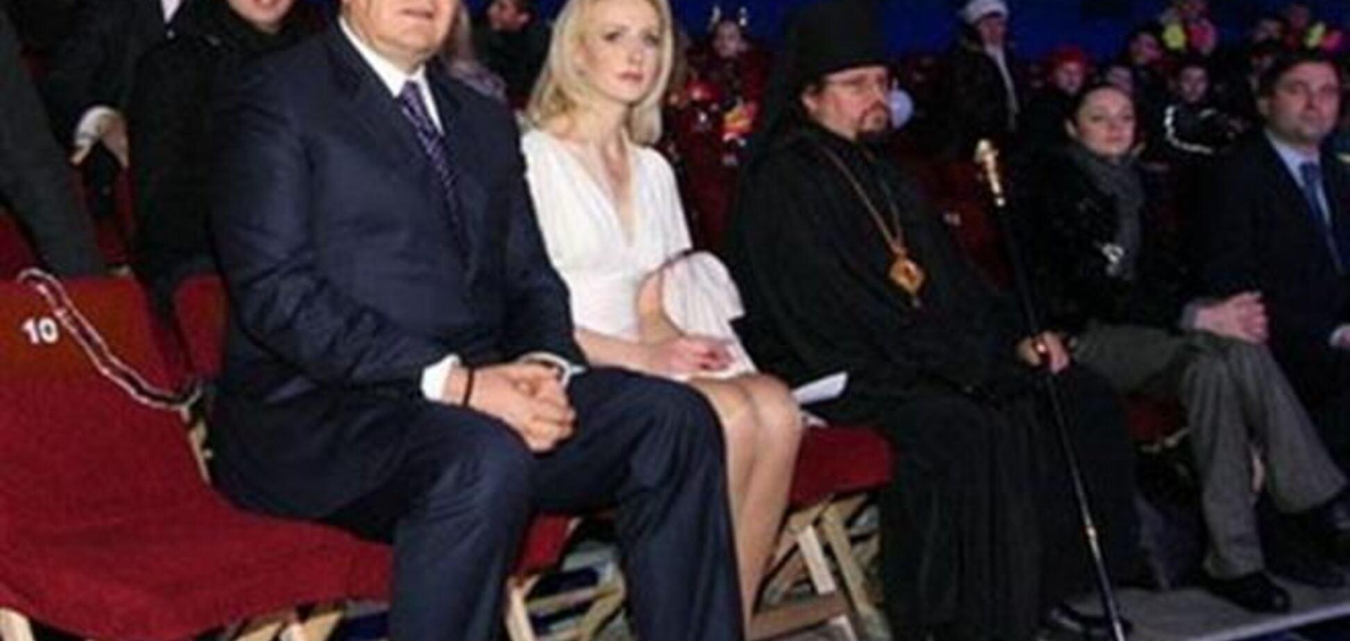 Березовская: я никогда не была любовницей Януковича!