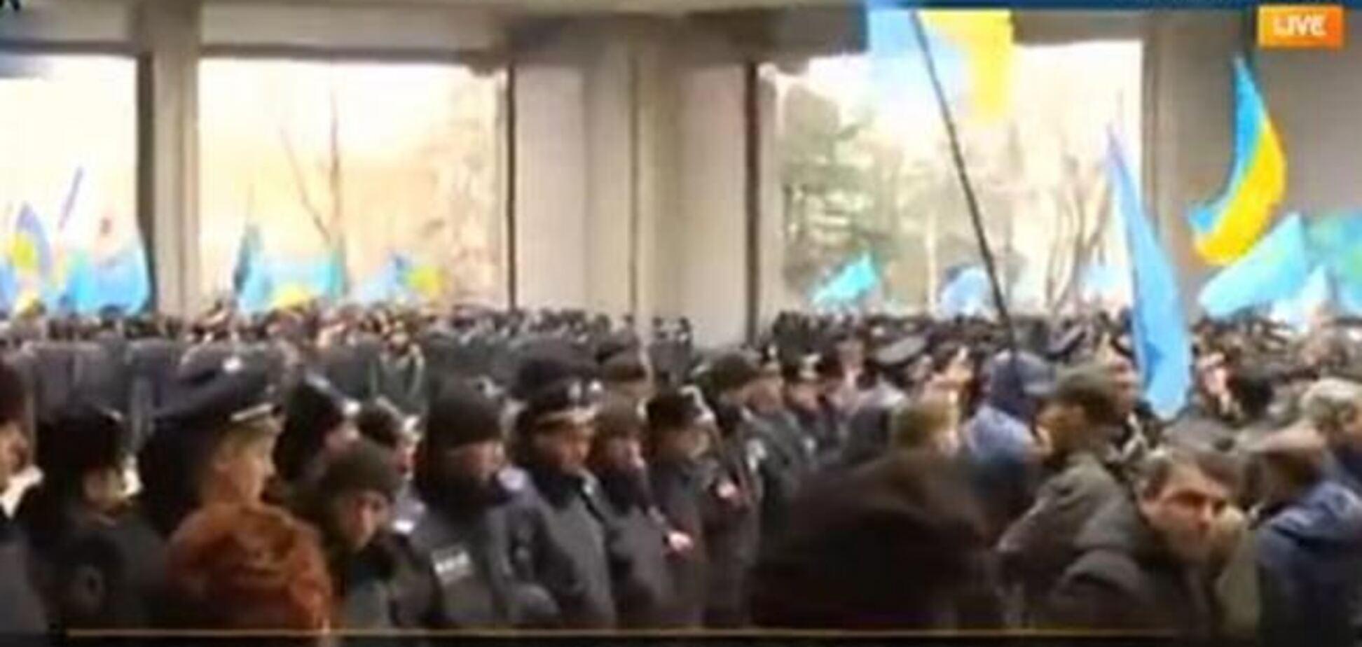 Крымские татары: Крым – часть Украины