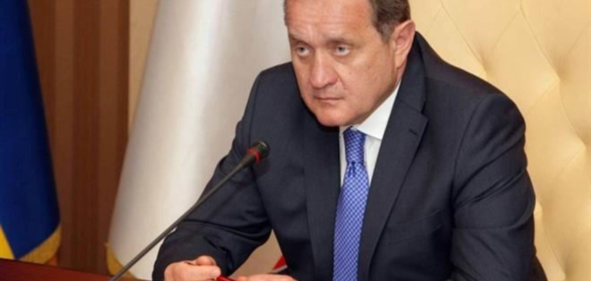 Могилев попрощался с жителями Крыма