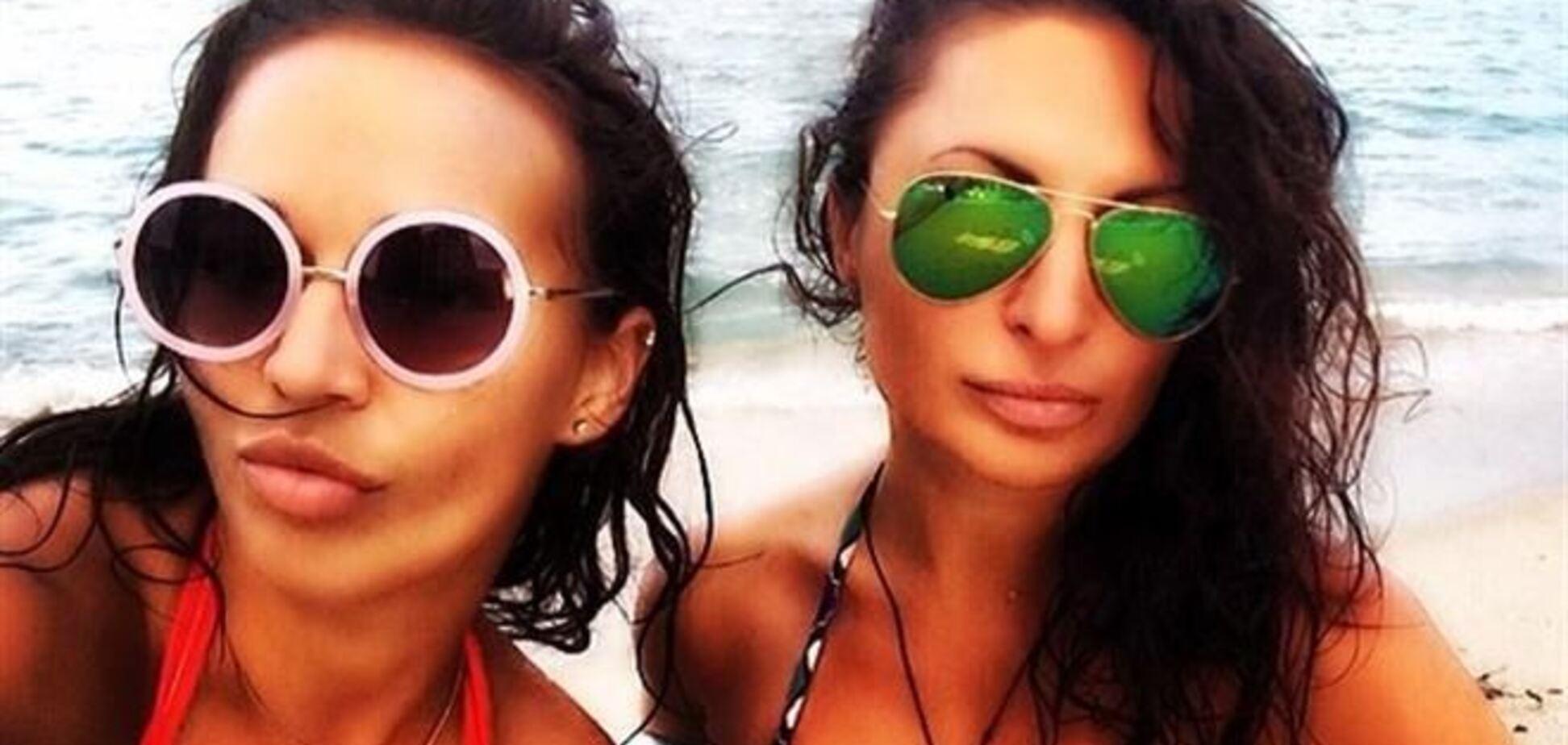 Онучка екс-прем'єра України хвалиться пляжними фото