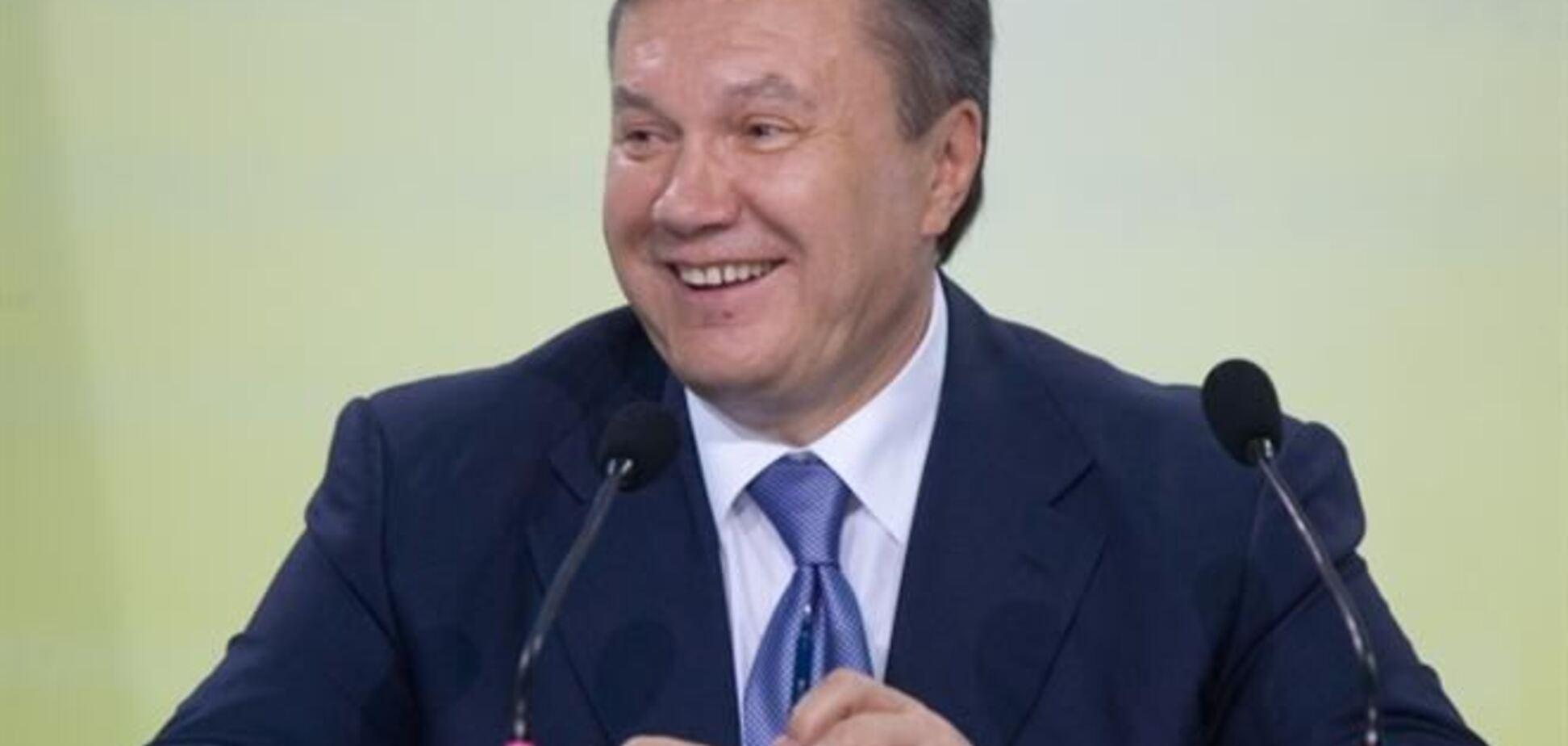 Інформація про відставку Януковича виявилася фейком