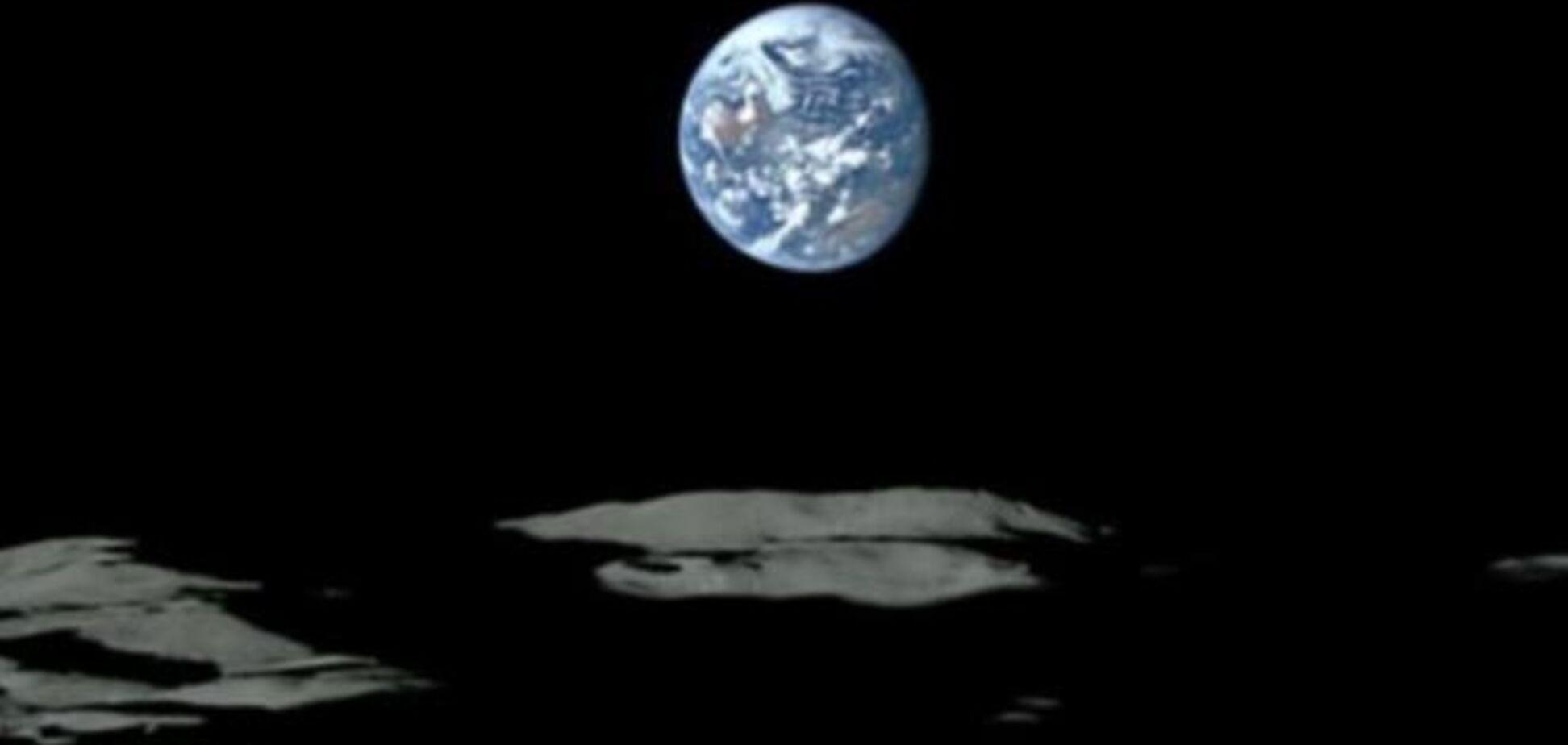Фото: вид Земли из космоса