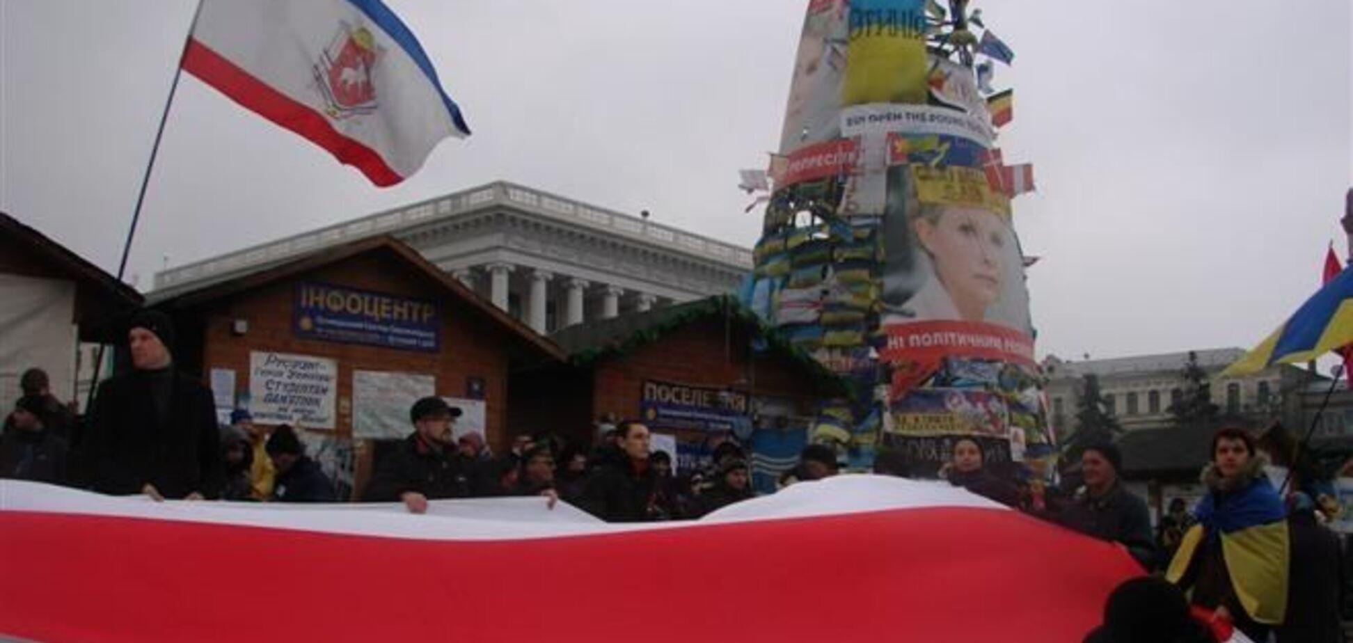 У Білорусі 23 прихильникам Евромайдана загрожує арешт