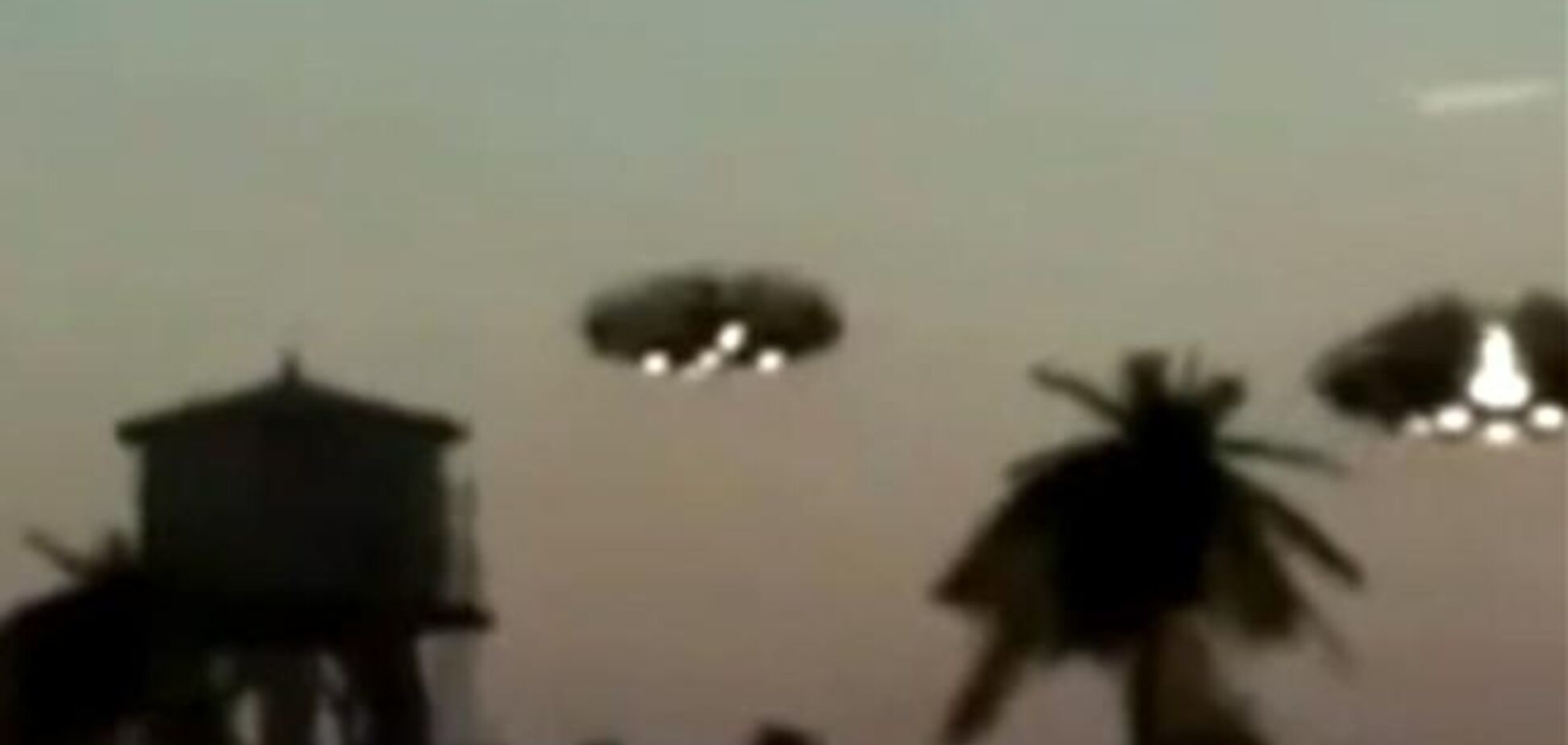 Туристам в Хургаде удалось сфотографировать НЛО