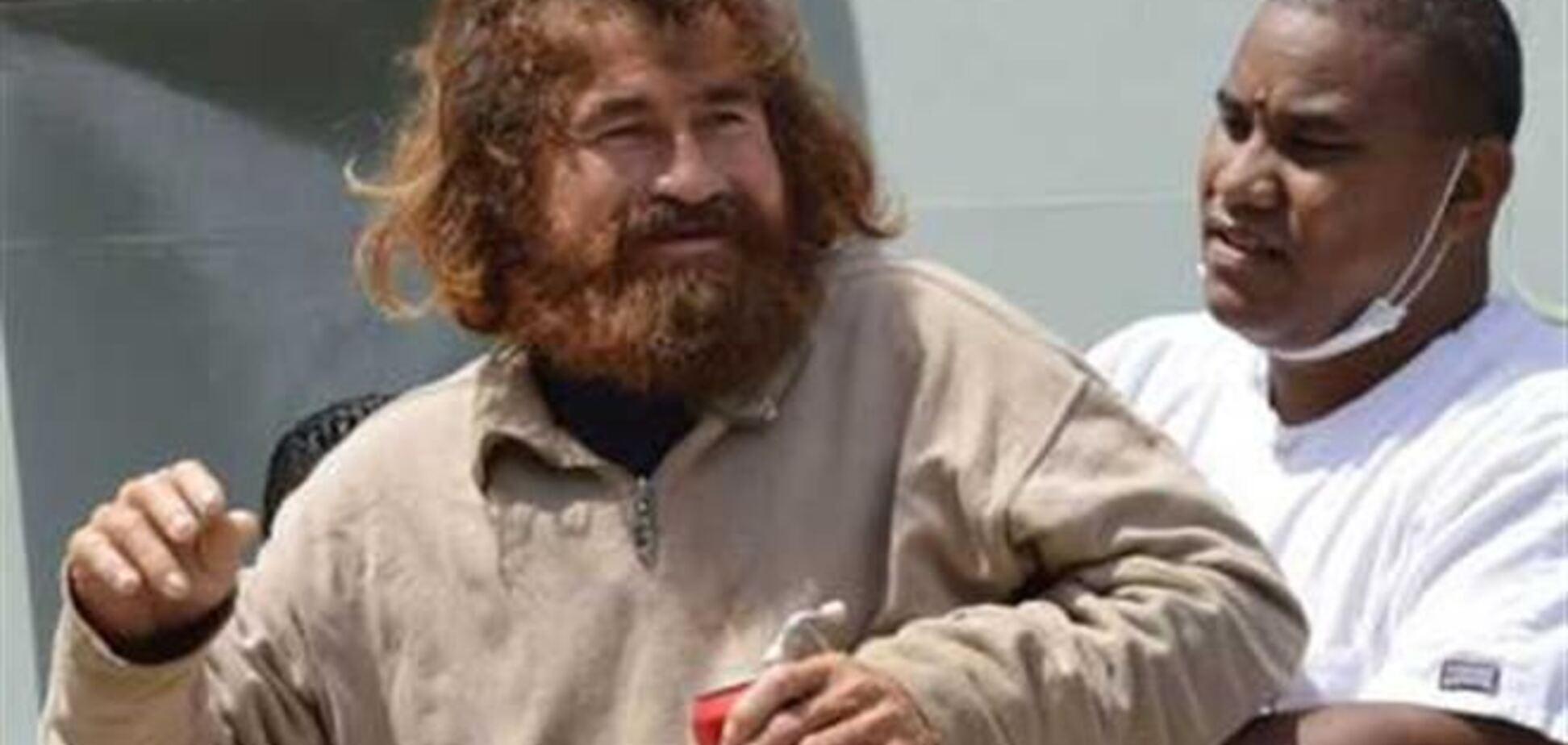 Мексиканского рыбака носило по океану больше года