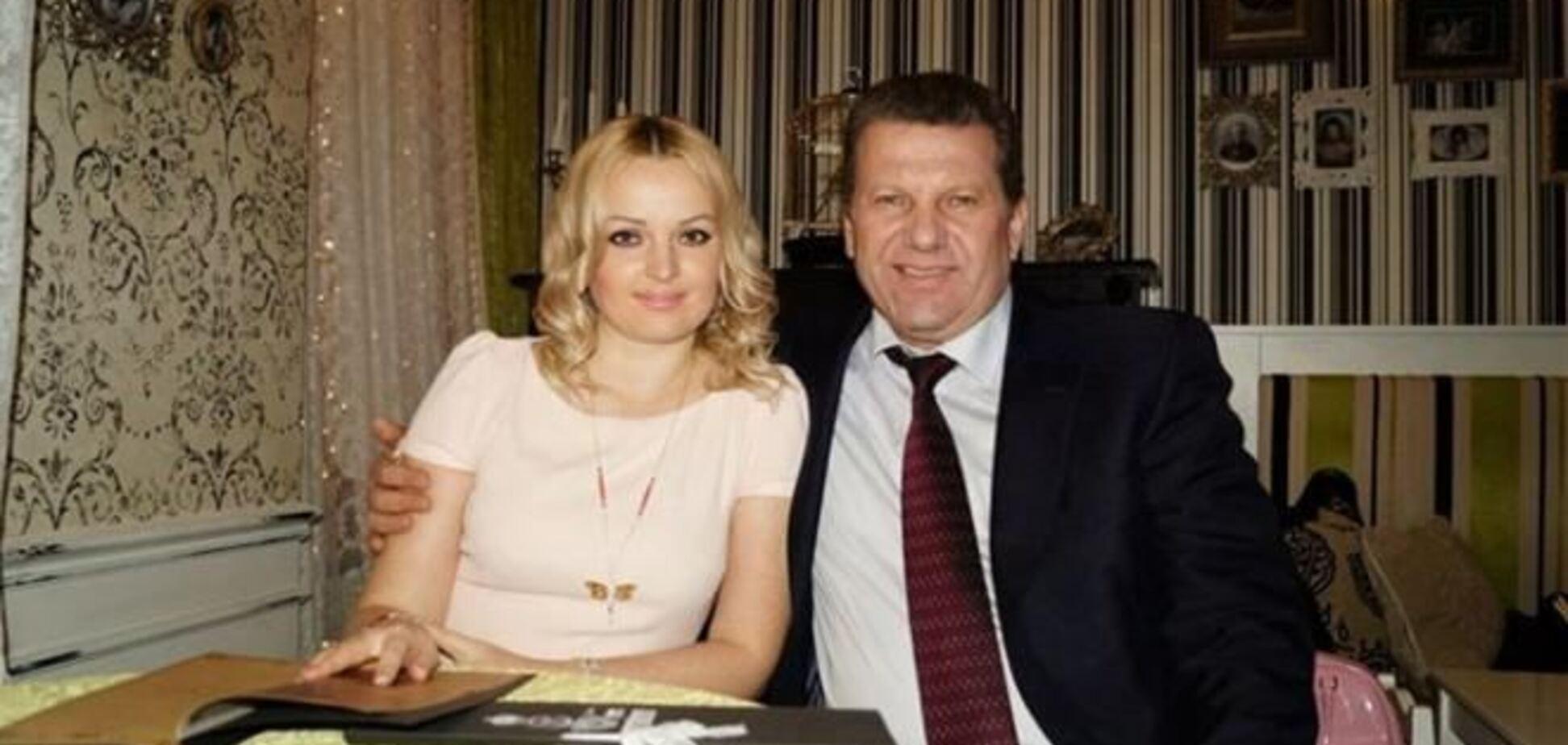 Нардеп-ударовец Куніцин одружився на молодій коханці