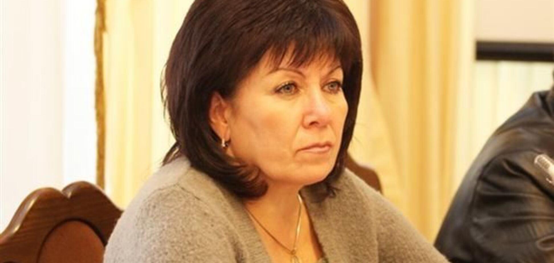 Екс-міністр Криму прославилася в Інтернеті завдяки SMS