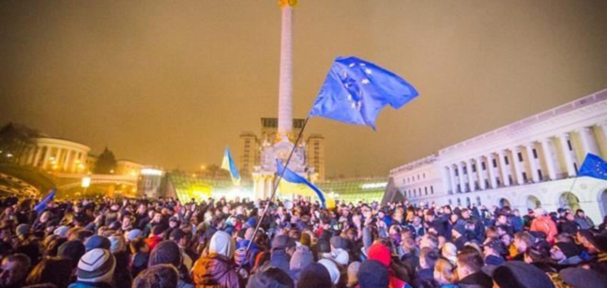 В інтернеті опубліковано відео з хронологією подій на Майдані