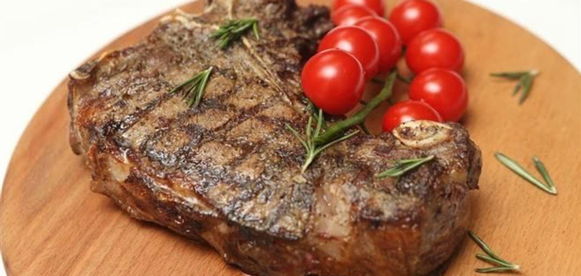 Самые известные деликатесы. Флорентийский стейк