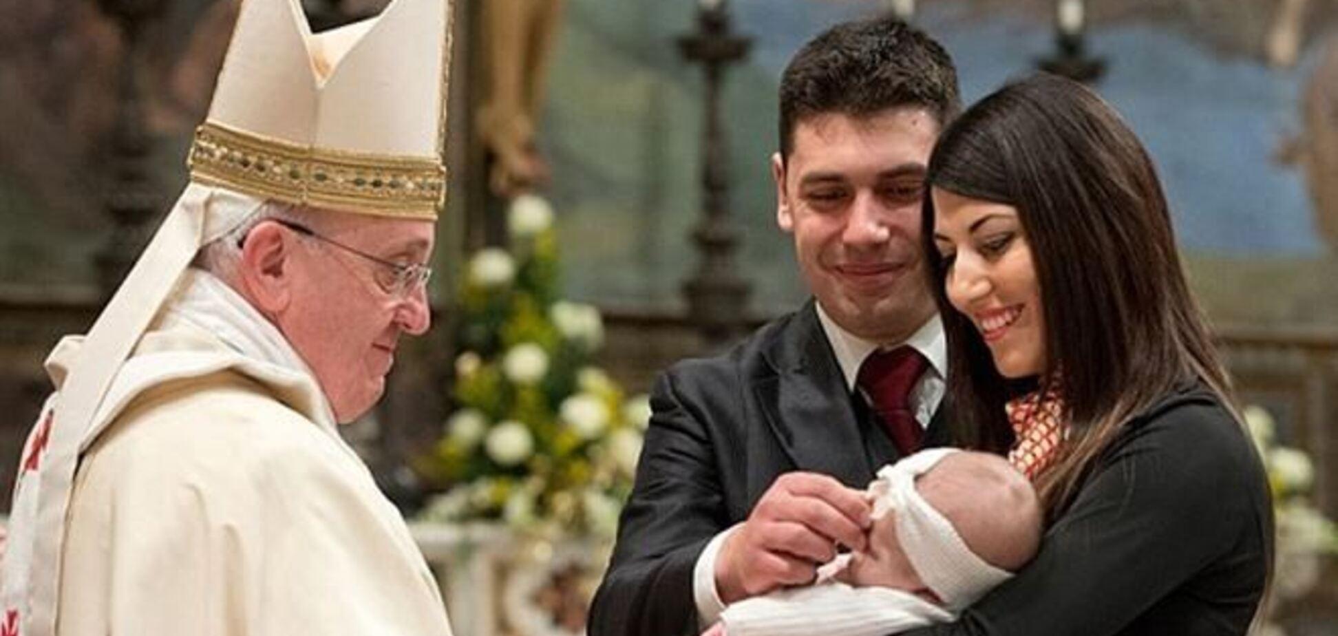 Тисячі закоханих відсвяткують Валентинів день з Папою Франциском