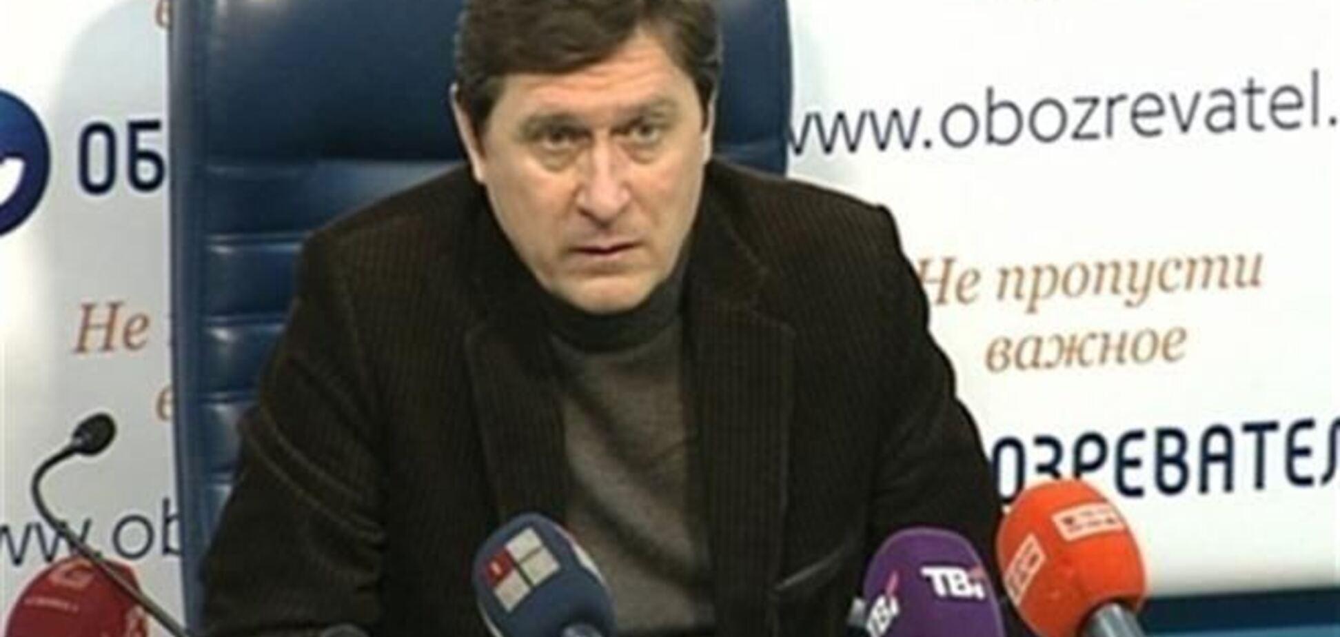 Чи стане Клюєв прем'єром, залежить від Майдану - Фесенко
